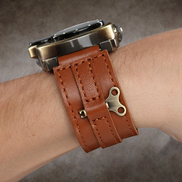 Tesla Watch - Steampunk Geek1