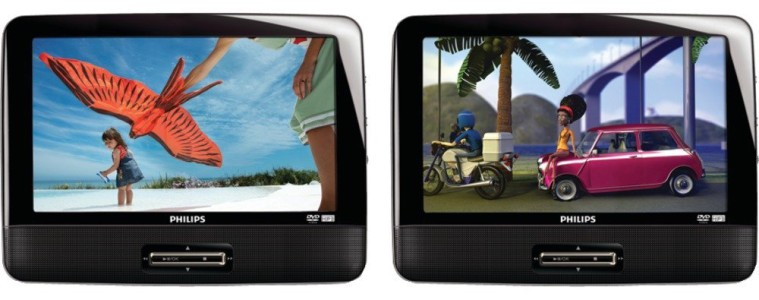 Best Portable DVD Players for Car