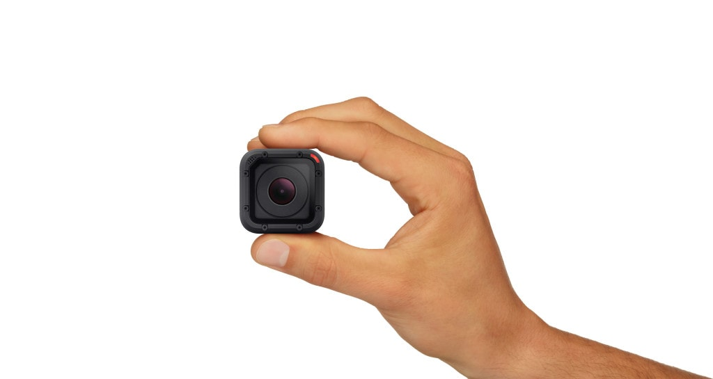 GoPro HERO4 Session - Mini Magic Camera