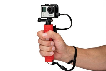 Joby Action Battery Grip - A Hand Grip With Battery