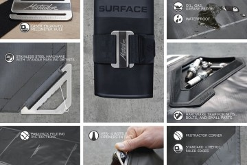 Matador Surface - Portable Work Surface Multitool