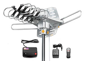 Best Tv Antenna For Rural Areas Long Range Reception
