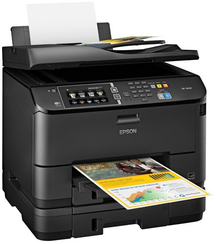 Best printers for cardstock reviews 2018 beatbowler the epson workforce pro is another top cardstock printer on the market today the machine has a maximum paperweight capacity of 64 lb and can print a4 a5 m4hsunfo