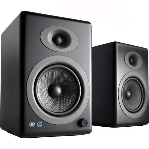 Audioengine A5 Wireless Bookshelf Speakers