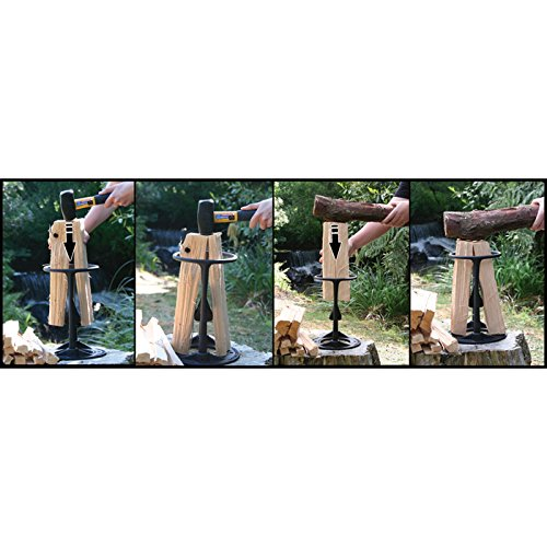 Firewood Kindling Splitter - Kindling Cracker