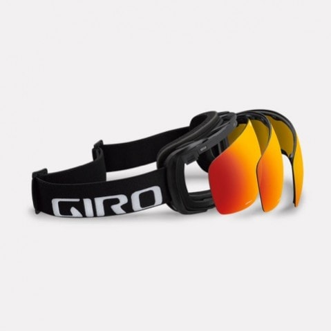 Giro 2015-16 Contact Winter Snow Goggles Interchangeable Lenses