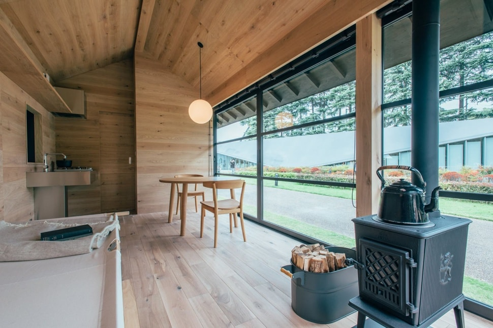 Live a Simple and Inexpensive Life with The MUJI HUT