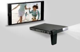 Sony Pico Mobile Projector - Pocket Cinema
