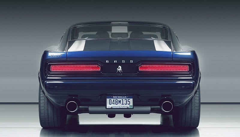 The Equus Bass 770 - Muscle Car for Future