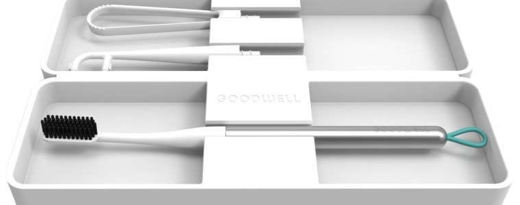 The Goodwell Toothbrush - Better Smile