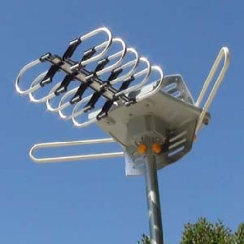 Best TV Antenna For Rural Areas - Long Range Reception