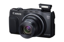 Top Seven Point and Shoot Cameras Under $200