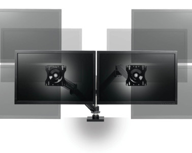 6 Best Dual Monitor Stands to Mount Your Desktop Screens