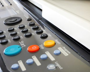 buttons-on-a-printer
